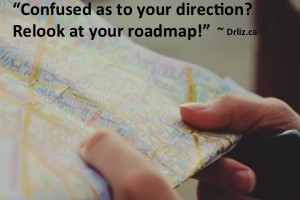 Your Roadmap