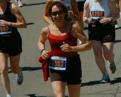 Dr Liz-marathon