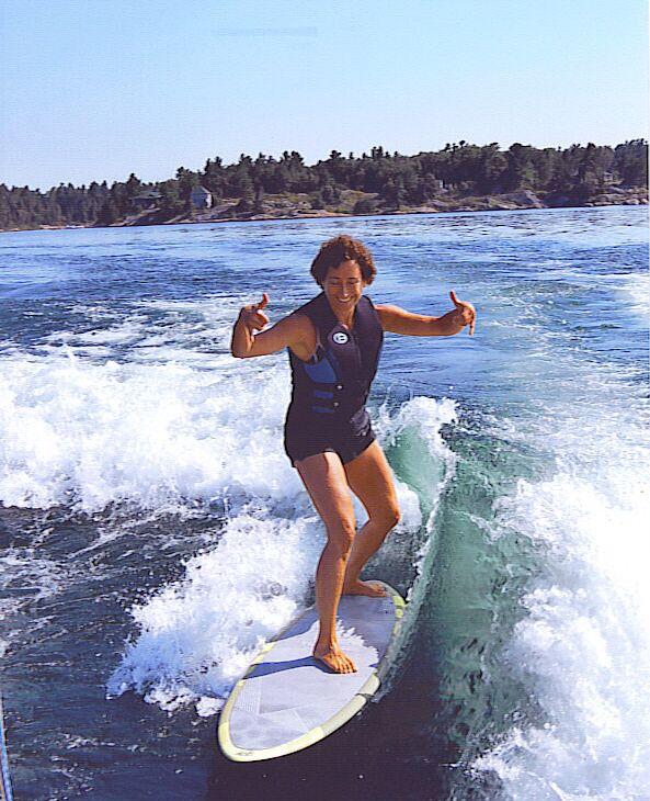 Dr Liz-surfing